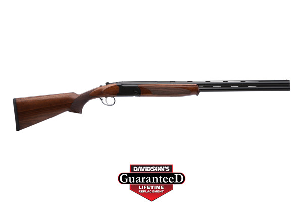 "STEVENS 555 COMPACT O/U 28GA 24"" 2 3/4"" BLUE/WALNUT EXTRACT - for sale"