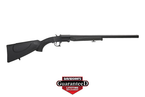 "ATI NOMAD SINGLE SHOT 12GA 18.5"" BLACK SYNTHETIC - for sale"