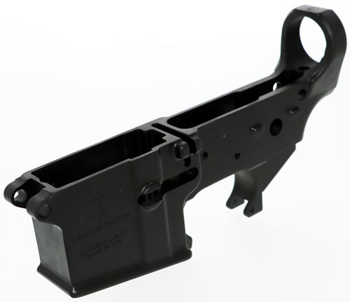 ATI MILSPORT AR15 STRIPPED ALUMINUM LOWER RECEIVER - for sale