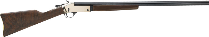 "HENRY SINGLE BARREL 20GA 3"" 26"" REM-CHOKE BRASS RECEIVER - for sale"