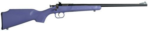 CRICKETT RIFLE G2 .22LR BLUED/PURPLE - for sale