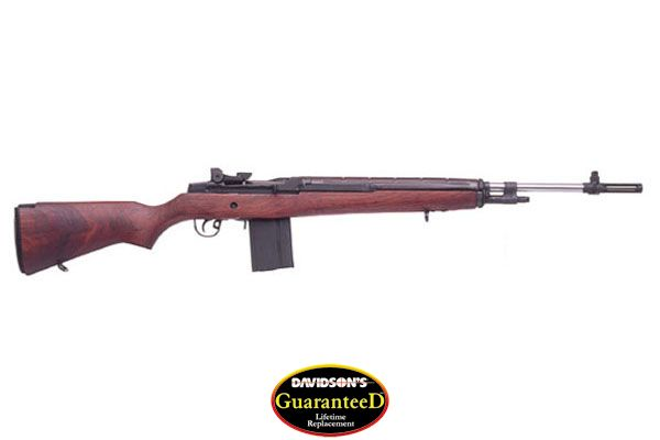 SPRGFLD M1A NATL MATCH 308 STS 10RD - for sale
