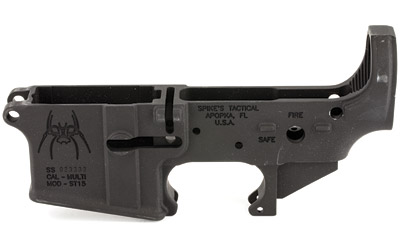 SPIKE'S STRIPPED LOWER (FIRE/SAFE) - for sale
